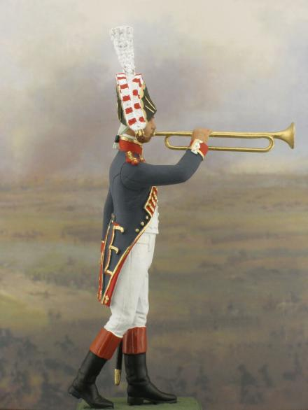 NF1087-01_View_1_trumpet_orchestra_military_figures_toy_tin_soldiers_painting_video