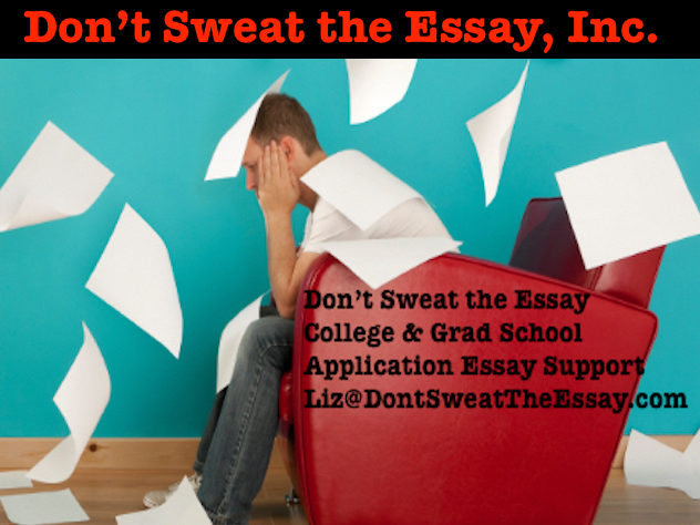An Out-of-the-Ordinary College Application Essay Consultant for Ivy League & other U.S. and U.K. colleges ~ Innovative Guidance ~ Former Ivy Writing Prof &  Bestselling novelist ~ Grad School Personal Statements ~ A coach, tutor, editor ~ 1-855-99-ESSAY